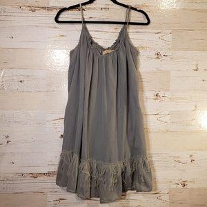 Culture lightweight dress
